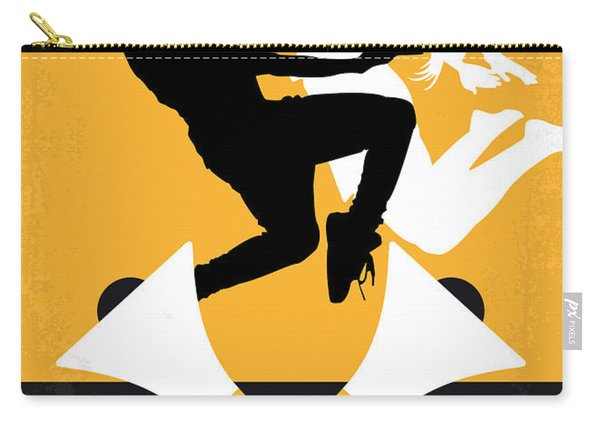 No619 My Fame Minimal Movie Poster Carry-all Pouch