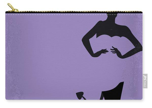 No661 My The Devil Wears Prada Minimal Movie Poster Carry-all Pouch