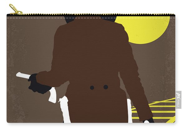 No726 My 310 To Yuma Minimal Movie Poster Carry-all Pouch