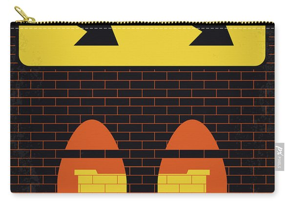 No879 My Last Exit To Brooklyn Minimal Movie Poster Carry-all Pouch