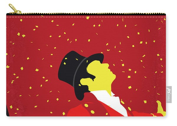 No965 My The Greatest Showman Minimal Movie Poster Carry-all Pouch