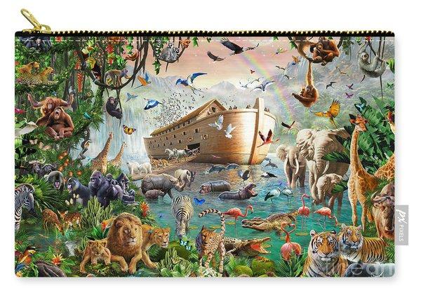 Noah's Ark Variant 1 Carry-all Pouch