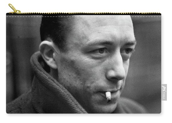 Nobel Prize Winning Writer Albert Camus Paris, France, 1944 -2015 Carry-all Pouch
