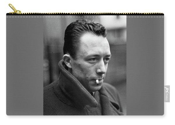 Nobel Prize Winning Writer Albert Camus Paris, France, 1962 -2015 Carry-all Pouch
