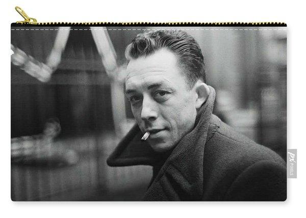 Nobel Prize Winning Writer Albert Camus Paris 1944 - 2015           Carry-all Pouch