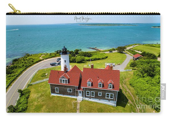 Nobska Light House  Carry-all Pouch