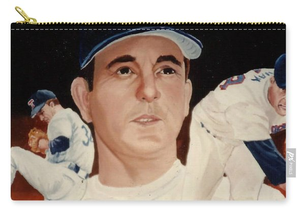 Nolan Ryan Medley Carry-all Pouch