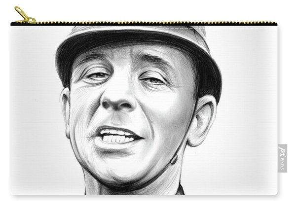 Norman Wisdom Carry-all Pouch