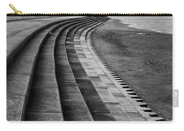 North Beach, Heacham, Norfolk, England Carry-all Pouch