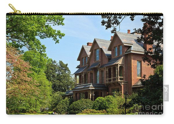 North Carolina Executive Mansion Carry-all Pouch