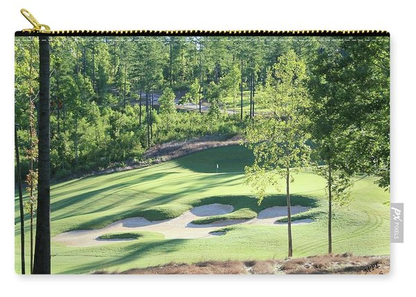 North Carolina Golf Course 12th Hole Carry-all Pouch
