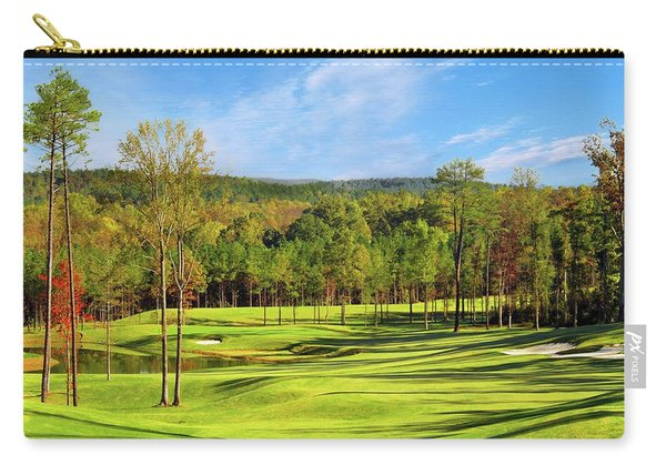 North Carolina Golf Course 14th Hole Carry-all Pouch