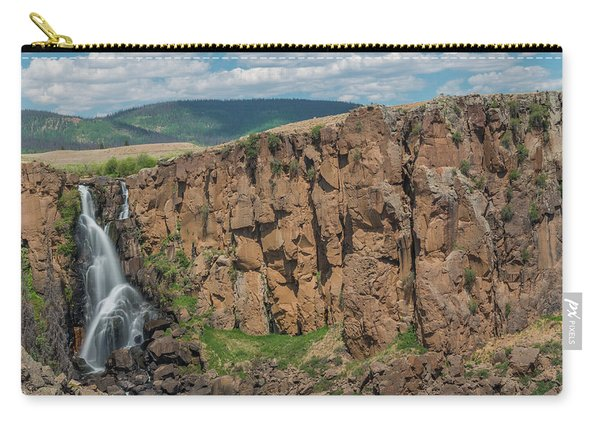 North Clear Creek Falls, Creede, Colorado 2 Carry-all Pouch