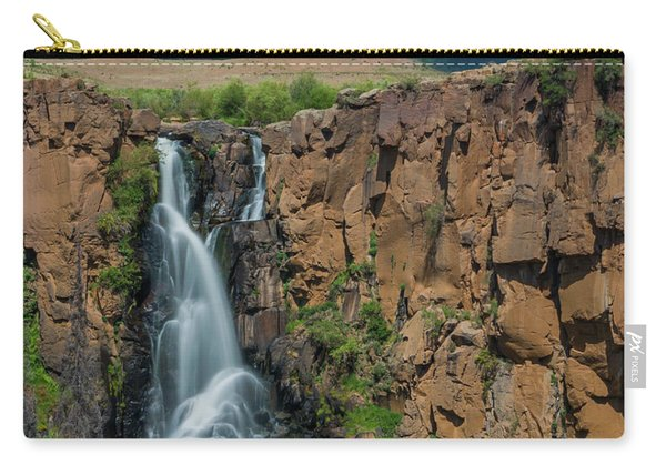 North Clear Creek Falls, Creede, Colorado Carry-all Pouch