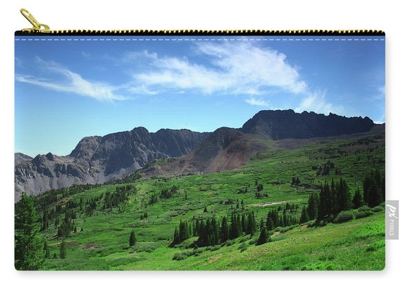 North Fork Lake Carry-all Pouch