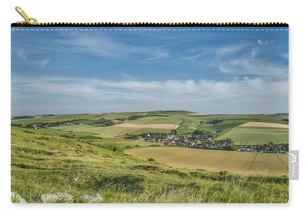 North French Scenery Carry-all Pouch