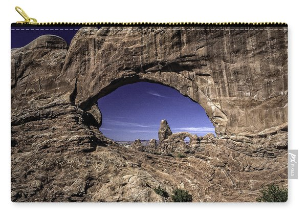North Window, Arches Carry-all Pouch