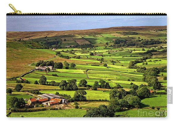 North York Moors Countryside Carry-all Pouch