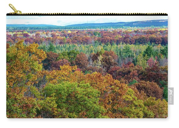 Northern Michigan Fall Carry-all Pouch