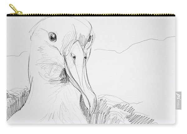 Northern Royal Albatross Carry-all Pouch