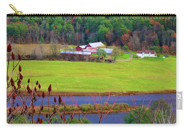 Northern Vermont Vista Carry-all Pouch