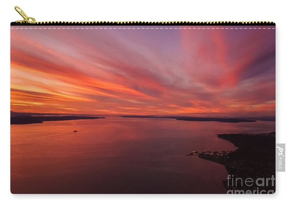 Northwest Searing Sunset Palette Carry-all Pouch