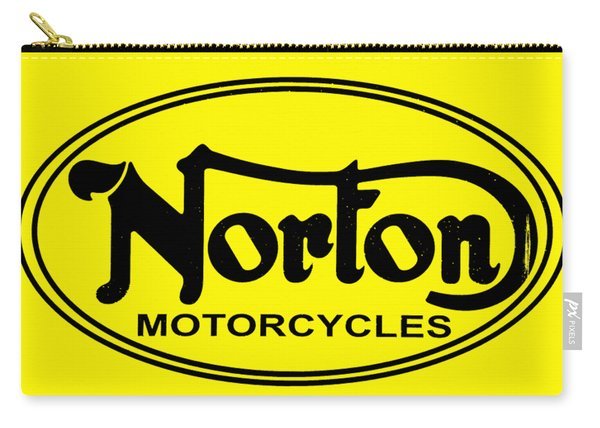 Norton Motorcycles Carry-all Pouch