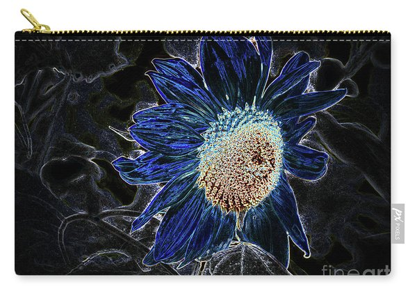 Not A Sunflower Now Carry-all Pouch