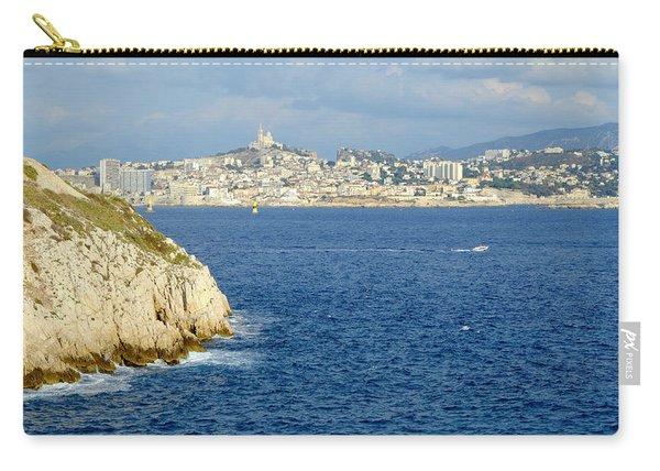 Notre Dame De La Garde Marseille  Carry-all Pouch