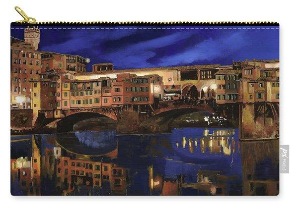 Notturno Fiorentino Carry-all Pouch