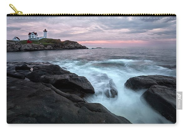 Nubble Lighthouse Of Maine Carry-all Pouch