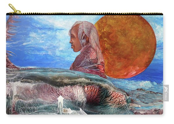 Nubian Dream  Carry-all Pouch