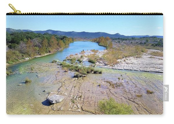 Nueces River Carry-all Pouch