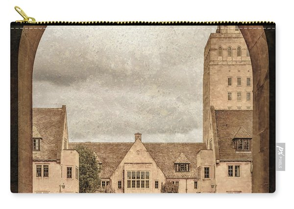 Oxford, England - Nuffield College Carry-all Pouch