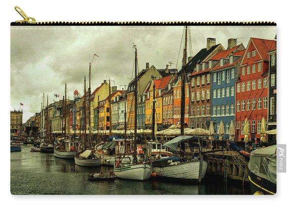 Nyhavn In Copenhagen Carry-all Pouch