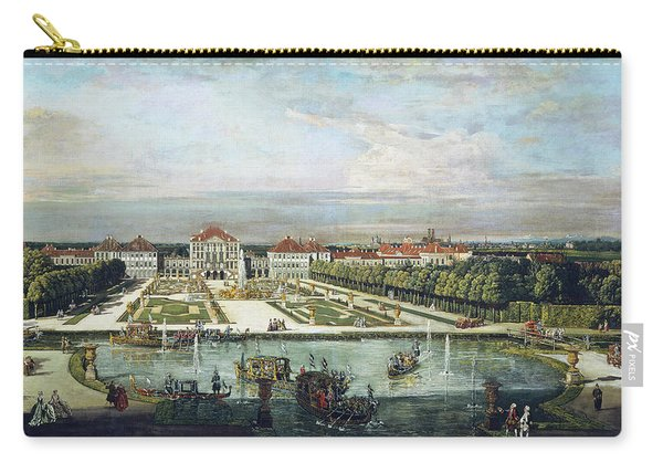 Nymphenburg Palace, Munich Carry-all Pouch