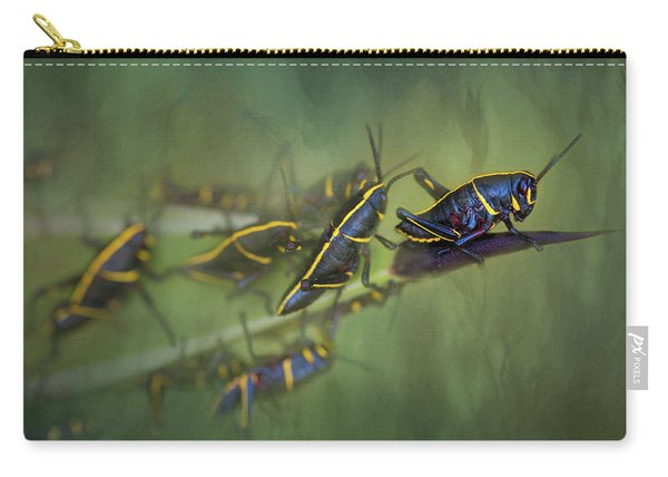 Nymphs Carry-all Pouch