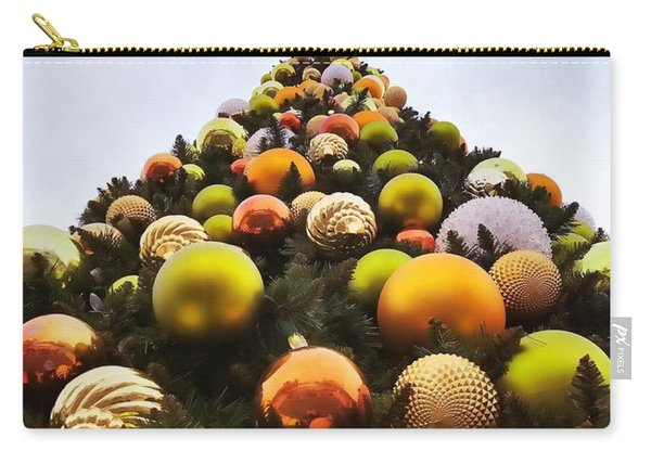 O Christmas Tree Carry-all Pouch