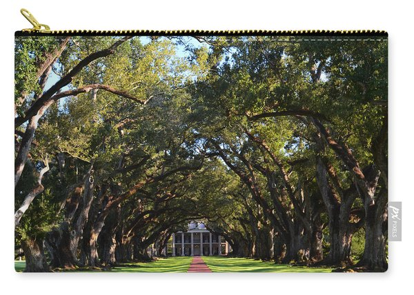 Oak Alley Plantation Carry-all Pouch
