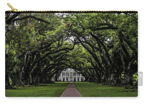 Oak Alley Plantation, Vacherie, Louisiana Carry-all Pouch
