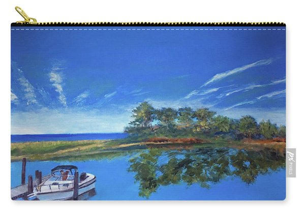 Oak Bluffs With Grady White Carry-all Pouch