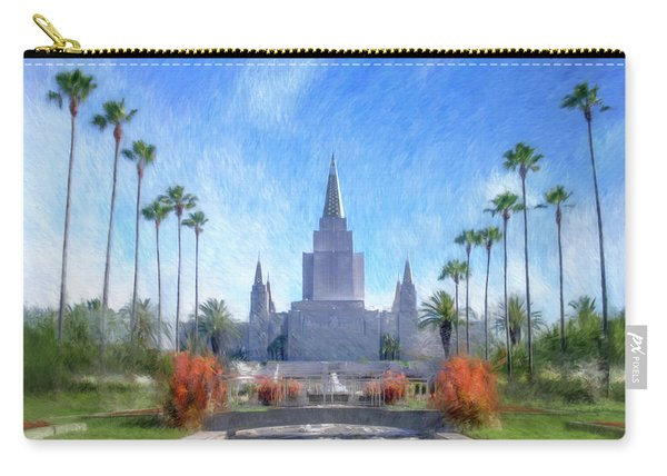 Oakland Temple No. 1 Carry-all Pouch