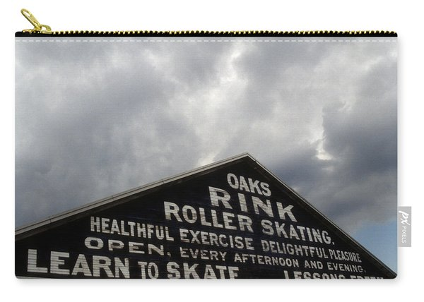 Oaks Skating Rink Carry-all Pouch
