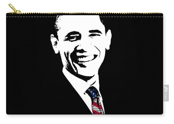 Obama Graphic Carry-all Pouch