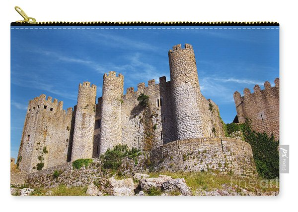 Obidos Castle Carry-all Pouch