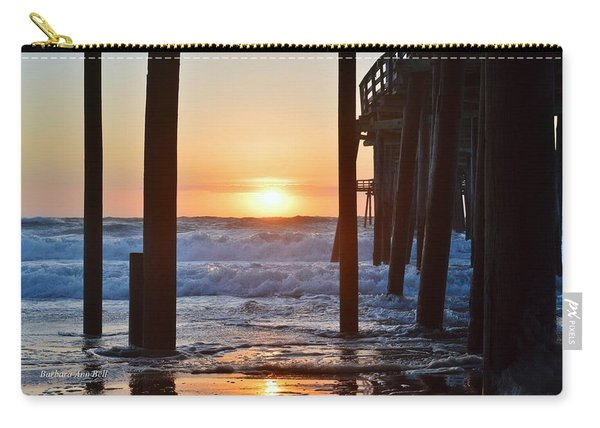 Obx Sunrise 6/18/16 Carry-all Pouch