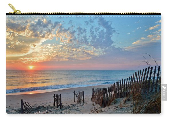 Obx Sunrise September 7 Carry-all Pouch