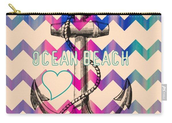 Ocean Beach Anchor Carry-all Pouch