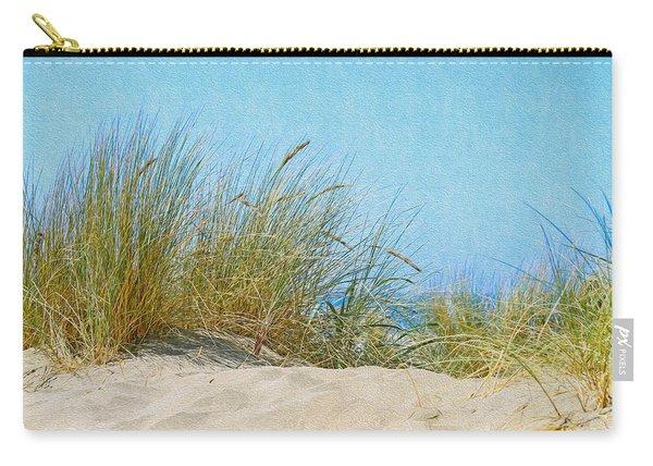 Ocean Beach Dunes Carry-all Pouch