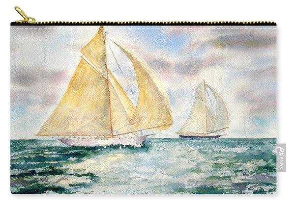 Ocean Belles Carry-all Pouch
